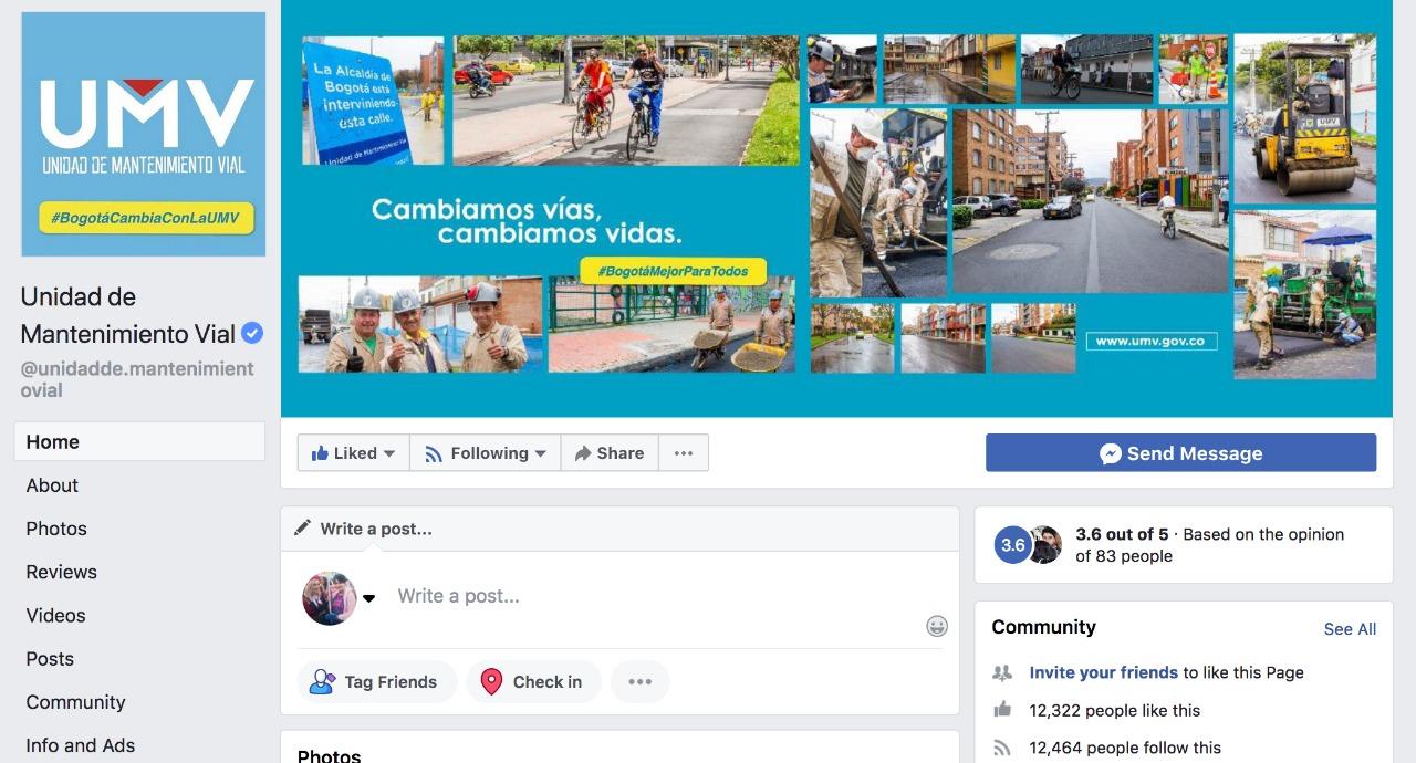 Umv Calendario.Facebook Verifica La Cuenta De La Umv Y Legitima Su