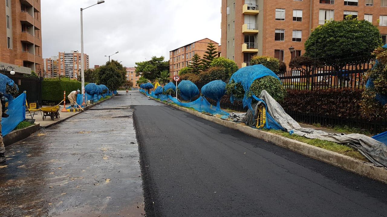 Umv Calendario.La Alcaldia De Bogota Intensifico Los Trabajos Viales